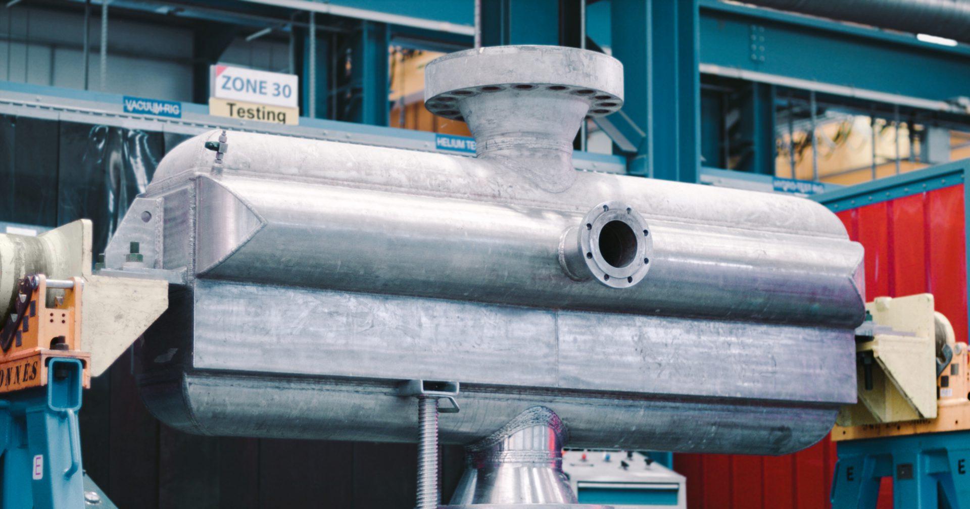 Printed Circuit Heat Exchangers  HighIntegrity Equipment  Heatric