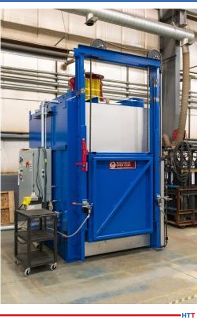 Heat Treating Oven Goes to Aerospace Product Manufacturer – Heat Treat Today