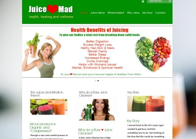 Juice-Mad.com – Organic Juice Cleanse in Marbella