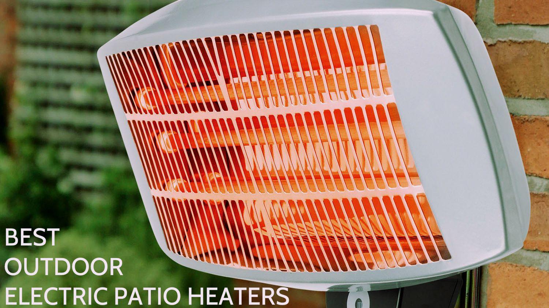 best outdoor electric patio heaters