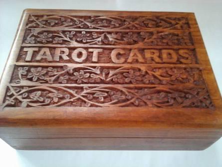 Tarot Box 2 March 2017