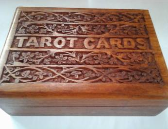 Tarot Box 2 March 2017