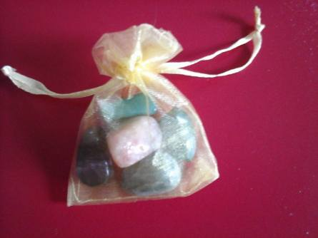 Healing bag for osteoporosis 2