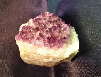 amethyst cluster 2