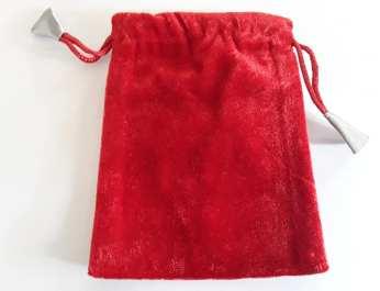 Red velvet bag 2