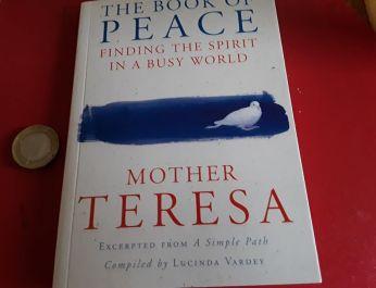 Mother Teresa's Book of Peace 1
