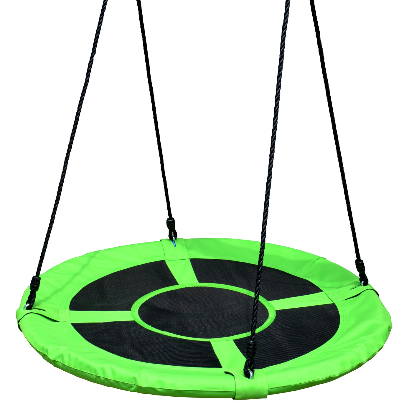 100cm Green Round Mat Nest Swing