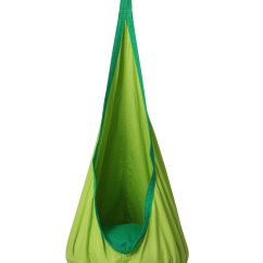 Bedroom Chair Swing Recliner Chairs On Wheels Green Kids Sensory Pod - Heavenly Hammocks