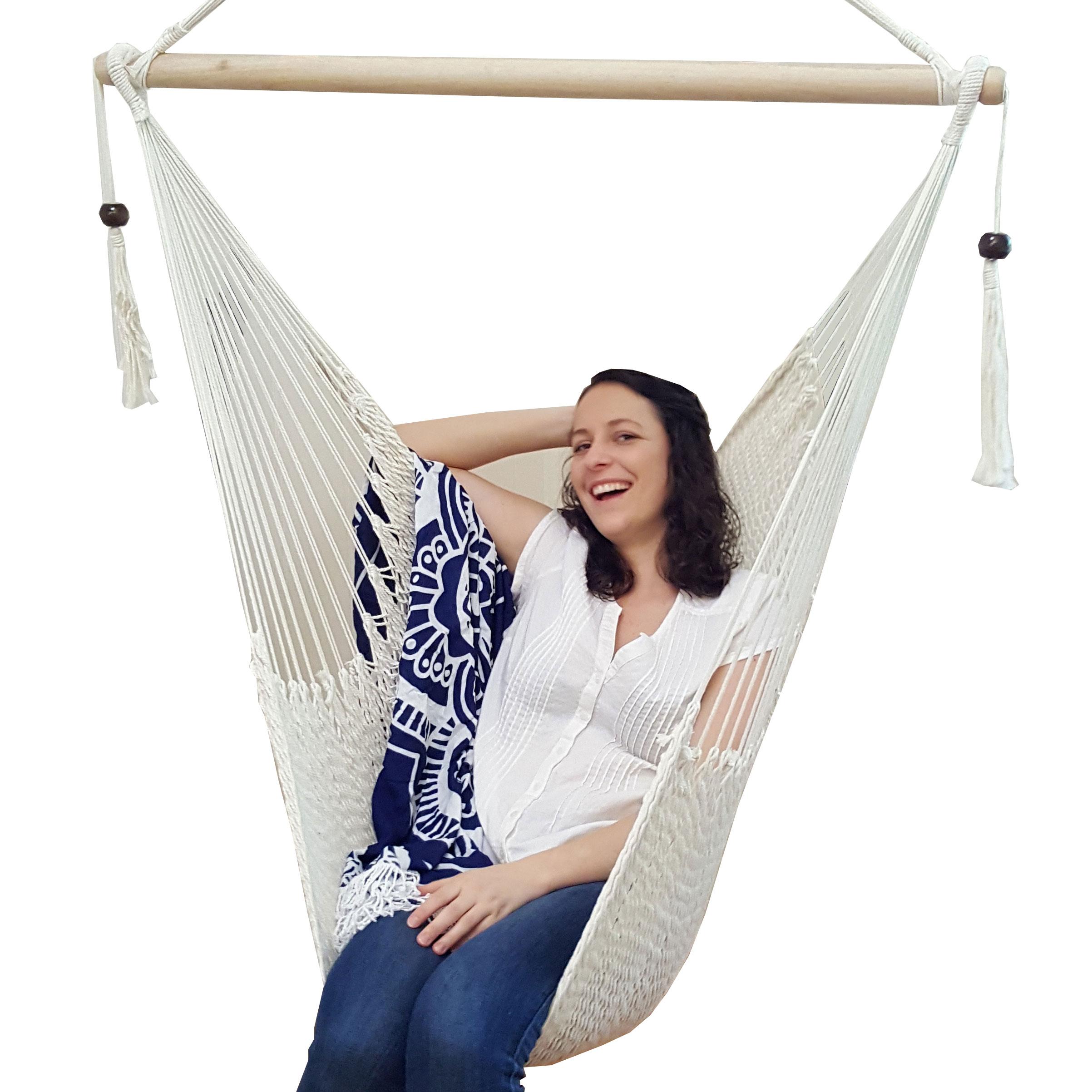 hanging chair ebay au mima high rope hammock with tassels 43 free kit