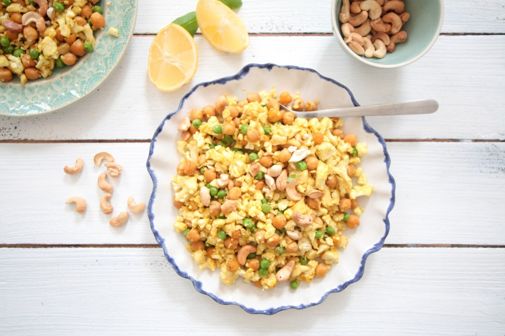 Cauliflower-Rice-with-Roasted-Chickpeas-6