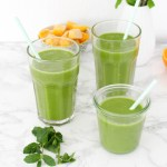 Video: Green Spring Smoothie with Mint and Basil