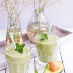 Avocado Pit Smoothie - plant based, gluten free, refined sugar free, vegetarian, vegan - heavenlynnhealthy.com