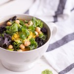 Green Kale Vegetable Soup