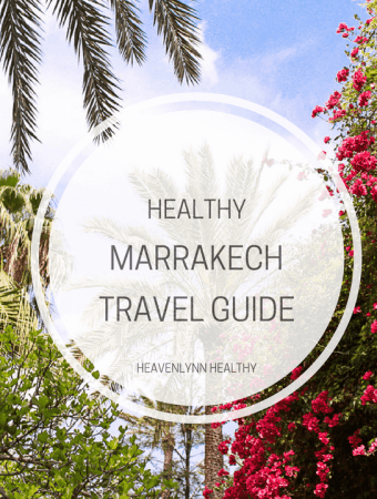 Marrakech Travel Guide – My travel diary, experiences, and tips