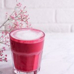 Beetroot Latte - plant-based, vegan, gluten free, refined sugar free - heavenlynnhealthy.com