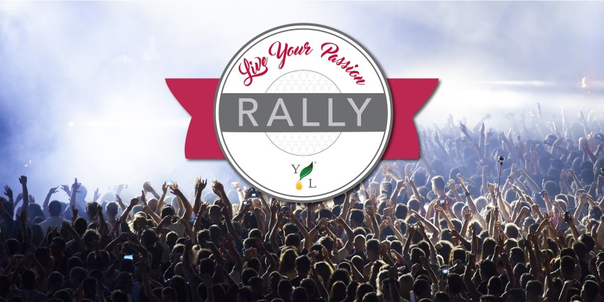 Live your passion rally uae