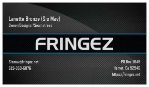 Fringes