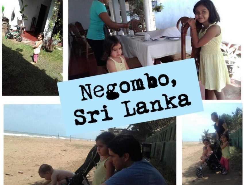 sri lanka negombo travels