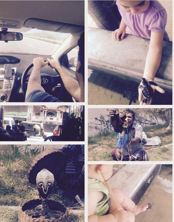 sri lanka beaches and driving