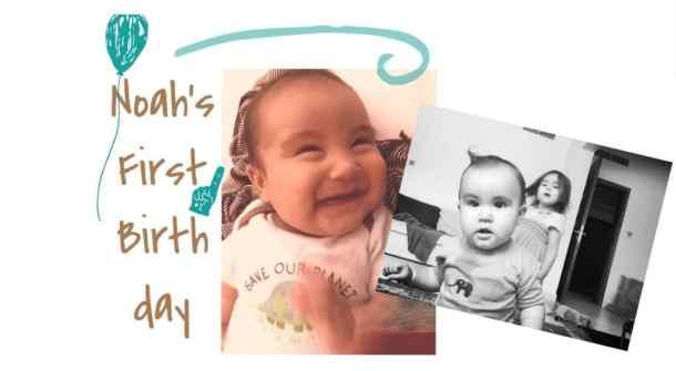 first birth day