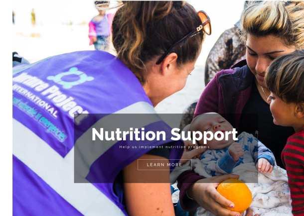 nurture project international
