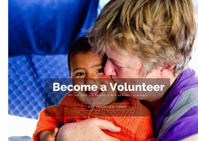 nurture project international get involved