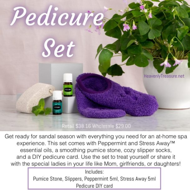 essential oils spring