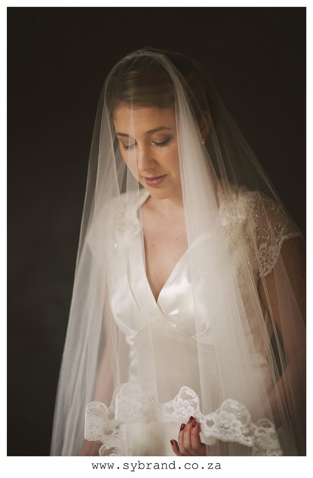 Sarah in a 1930s satin wedding dress Heavenly Vintage Bride of the week  Heavenly Vintage Brides
