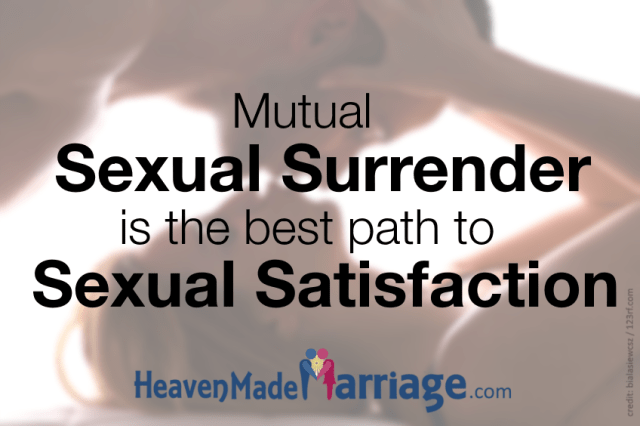 Mutual Surrender