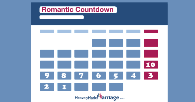 Romantic Countdown