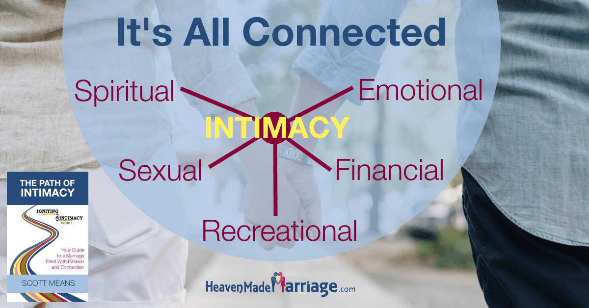 Lack of emotional intimacy in marriage