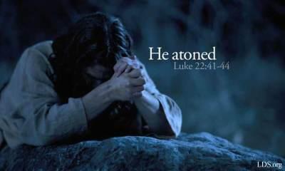 He Atoned