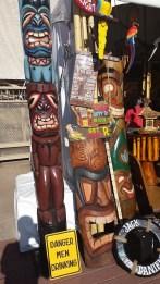 Tiki display