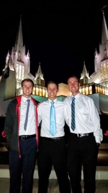 Danny, Jeremy, Zach