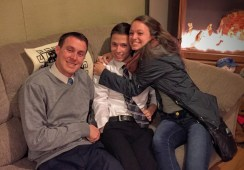 Zach, Jeremy, and Emily