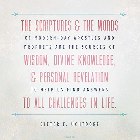 Spiritual Effort for Revelation
