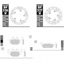 Stoßdämpfer / Federbein Standard vorne Piaggio, 240mm