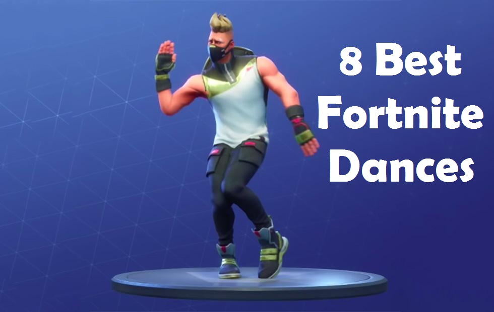 What Are The Fortnite Dances