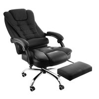 Best Reclining Office Chair With Footrest | Heavy Duty ...