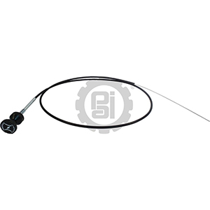 Mack Throttle Lock Cable, 21QB3250RP60