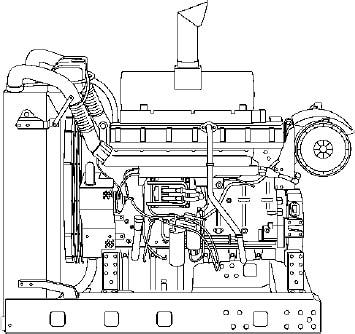 Volvo Penta Tad 1640 1641 1642ge Engine Service Repair Manual