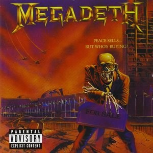 Megadeth - Peace Sells… But Who's Buying?