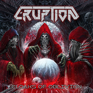 Eruption - Cloaks Of Oblivion