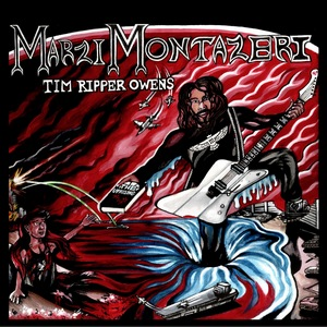 "Marzi Montazeri featuring Tim ""Ripper"" Owens – The Uprising"