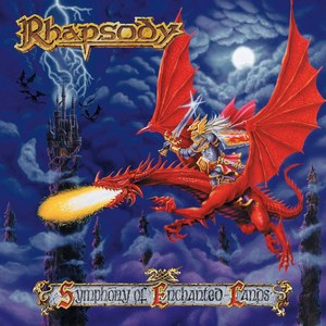 Rhapsody – Symphony of Enchanted Lands