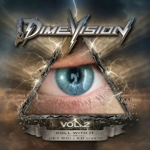 Dimebag Darrell - Dimevision Vol. 2: Roll With It Or Get Rolled Over