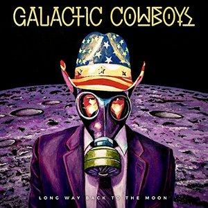 Galactic Cowboys - Long Way Back To The Moon