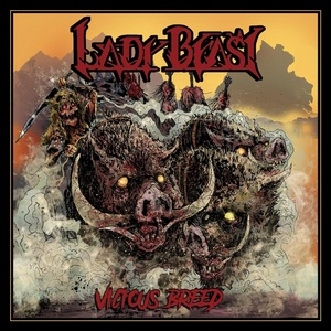 Lady Beast – Vicious Breed