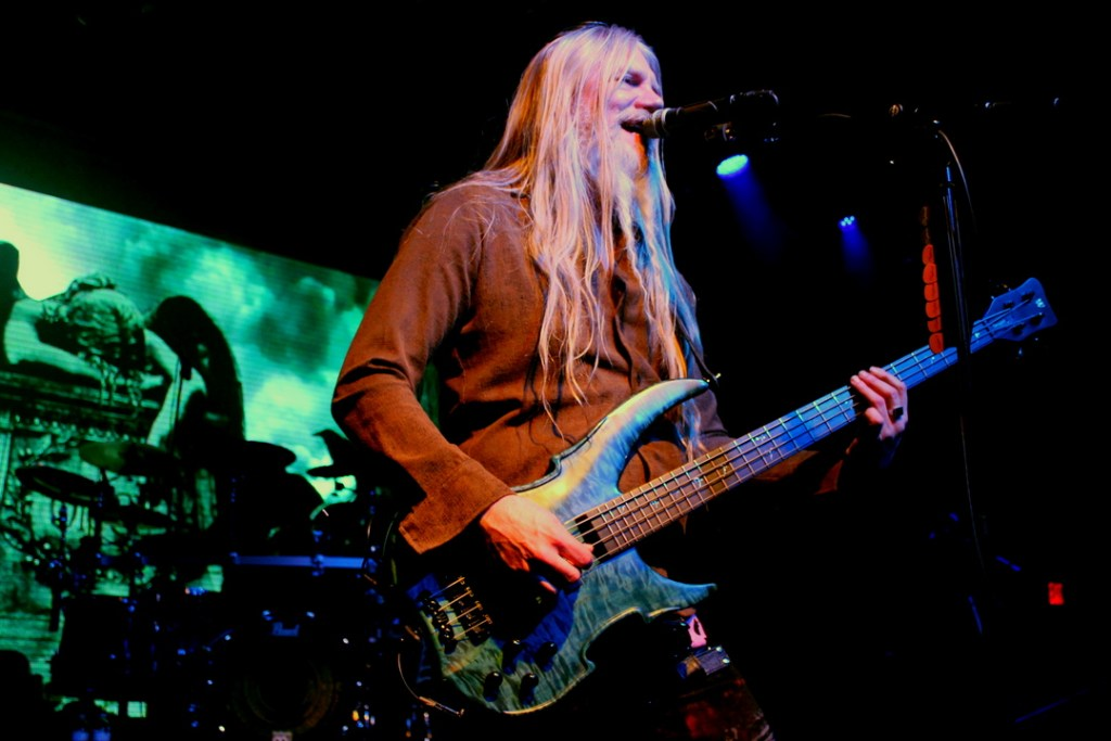 Nightwish Bassist Marco Hietala