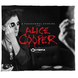 Alice Cooper – A Paranormal Evening at the Olympia Paris